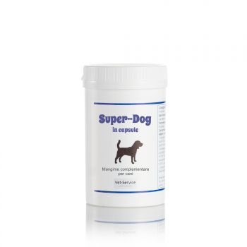 Super-Dog - in capsule