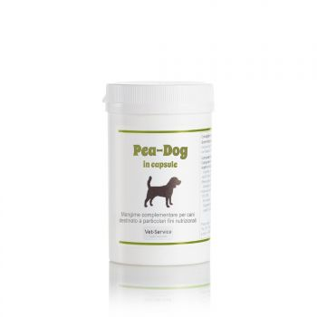 Pea-Dog - in capsule
